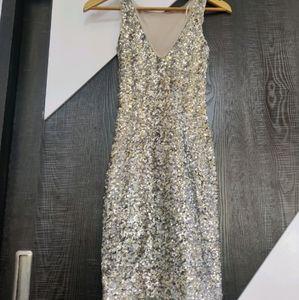 XS Mini Sequin Dress